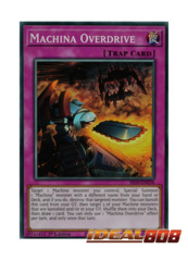Machina Overdrive - SR10-EN034 - Common - 1st Edition