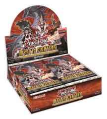 Mystic Fighters (1st Edition) Yugioh Booster Box [24 Packs]