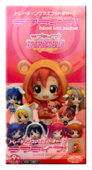 Love Live! School idol project Trading Mascot Charm (12-count Box)