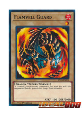 Flamvell Guard - YS18-EN012 - Common - 1st Edition