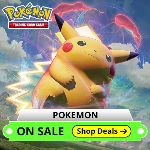 Shop Pokemon Deals