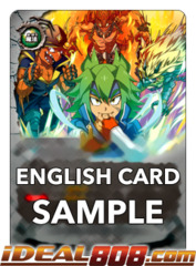 Linkdragon Order's Oath [S-BT01/0086EN Secret (FOIL)] English