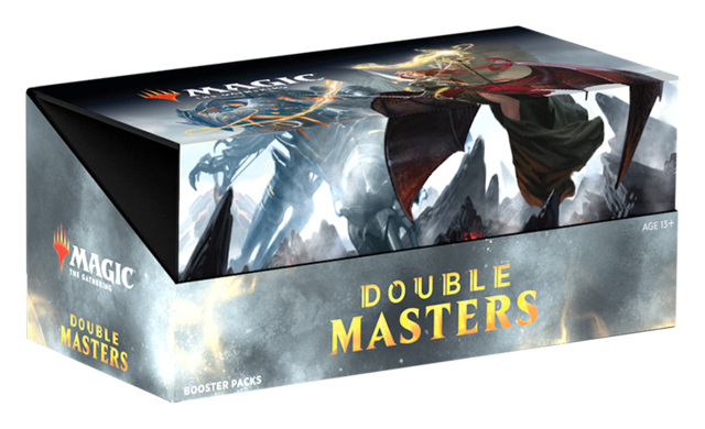 Double Masters (2XM) Draft Booster Box (24 Packs)