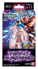 DBS-SD11 ~INSTINCT SURPASSED~ (English) Dragon Ball Super Starter Deck <SERIES 09>