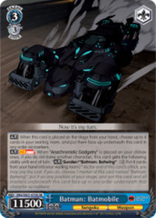 Batman: Batmobile [BNJ/SX01-074S SR (FOIL)] English