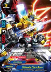 Ultimate Card Burn [D-BT02A/0005EN RR (FOIL)] English