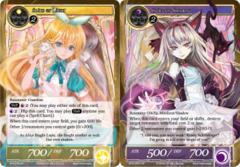 Alice of Shadow // Alice of Light [BFA-076 SR (Full Art)] English