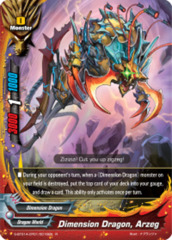 Dimension Dragon, Arzeg [S-BT01A-CP01/0016EN R (Glossy)] English