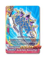 Blue Sky Knights, Boomerang Dragon [D-BT01/0089EN C (FOIL)] English