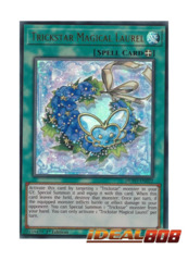 Trickstar Magical Laurel - DUPO-EN022 - Ultra Rare - 1st Edition