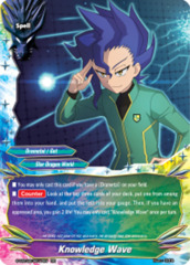 Knowledge Wave [S-CBT02/0017EN RR (FOIL)] English