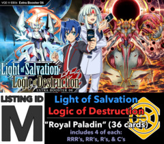# Light-Salvation, Logic-Destruction [V-EB06 ID (M)]