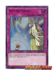Solemn Strike - BLRR-EN102 - Ultra Rare - 1st Edition