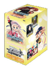 Little Busters! [Yellow] (Japanese) Weiss Schwarz Booster Box