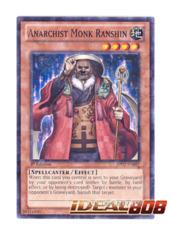 Anarchist Monk Ranshin - BP02-EN092 - Mosaic Rare - 1st