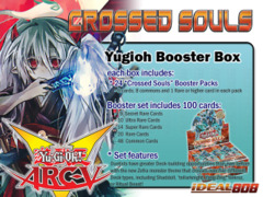 Crossed Souls Booster Box