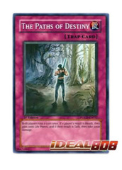 The Paths of Destiny - POTD-EN052 - Common - Unlimited Edition