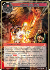Conjure Time Bomb [LEL-012 U (Foil)] English
