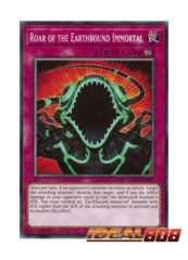 Roar of the Earthbound Immortal - LED5-EN057 - Common - 1st Edition