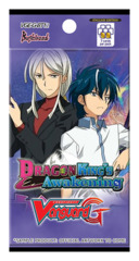 CFV-G-BT12 Dragon King's Awakening (English) Cardfight Vanguard G-Booster Pack