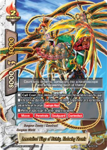 Immortalized Wings of Divinity, Bladewing Phoenix [S-BT02A-UB04/0001EN RRR (FOIL)] English