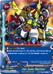 Call, Super Machine! [D-BT01A-EB02/0026EN R] English