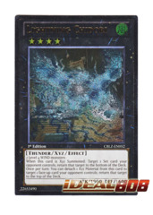 Lightning Chidori - CBLZ-EN052 - Ultimate Rare - 1st Edition