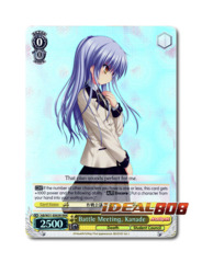 Battle Meeting, Kanade [AB/W31-E003R RRR (FOIL)] English