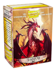 Dragon Shield Standard-size (100ct) Sleeves - Art Classic Tanur * PRE-ORDER