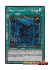 Dream Mirror of Terror - RIRA-EN090 - Super Rare - Unlimited Edition