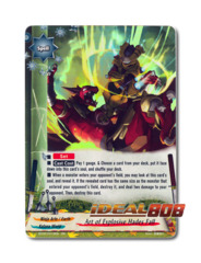 Art of Explosive Hades Fall - BT02/0018EN (RR) Double Rare