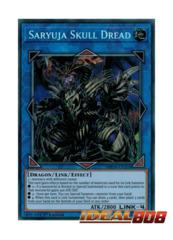 Saryuja Skull Dread - MP18-EN202 - Secret Rare - 1st Edition
