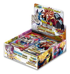 DBS-B10 Rise of the Unison Warrior (English) Dragon Ball Super Booster Box [24 Packs] <SERIES 10> * PRE-ORDER Ships Jul.17