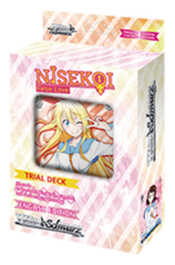 NISEKOI -False Love- ver.E (English) Weiss Schwarz Trial Deck