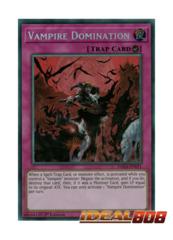 Vampire Domination - DASA-EN011 - Secret Rare - Unlimited
