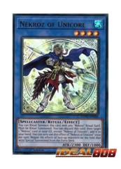 Nekroz of Unicore - DUPO-EN088 - Ultra Rare - Unlimited Edition