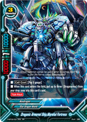 Dragonic Armored Ship, Marshal Fortress - H-BT02/0017EN - RR