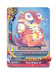 Heat Dragon Jr. [D-BT01/0054EN U (FOIL)] English