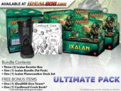 MTGXLN Ultimate Pack - Get x3 Ixalan Booster Box; x1 Bundle; & 1 Planeswalker Deck Set + FREE Bonus Items