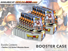 DBS-B05 Miraculous Revival (English) Dragon Ball Super Booster  Case [12 Boxes]