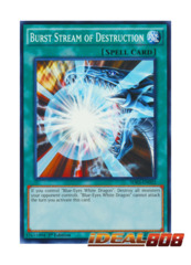Burst Stream of Destruction - SDKS-EN022 - Common - 1st Edition
