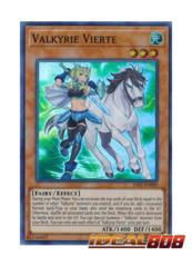 Valkyrie Vierte - SAST-EN089 - Super Rare - Unlimited Edition