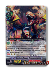 Ancient Dragon, Tyrannolegend - BT11/S10EN - SP
