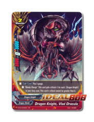 Dragon Knight, Vlad Dracula - BT02/0009EN (RR) Double Rare