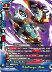 Ride-Changer, Blast [D-BT04/0069EN U (FOIL)] English