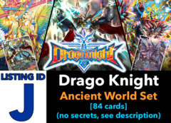 # Drago Knight [S-BT04 ID (J)]