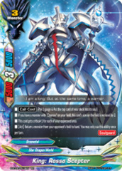 King: Rosso Scepter [S-BT02/0016EN RR (FOIL)] English