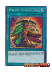 Pot of Extravagance - SAST-EN067 - Secret Rare - Unlimited Edition