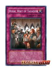 Royal Writ of Taxation - POTD-EN054 - Common - Unlimited Edition