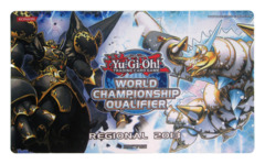 2013 Regionals WCQ Elemental Lords Playmat (Grandsoil & Moulinglacia)